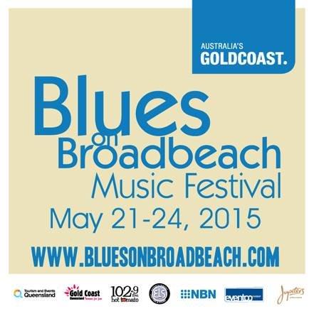 Blues on Broadbeach Music Festival - Grangewood Court Blog